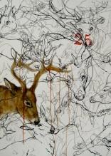 """25 of 25,000 Deer"" #3"