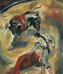 """Bullfight #1"""