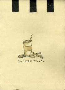 Coffee Talk (cover)