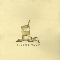 Coffee Talk (cover)